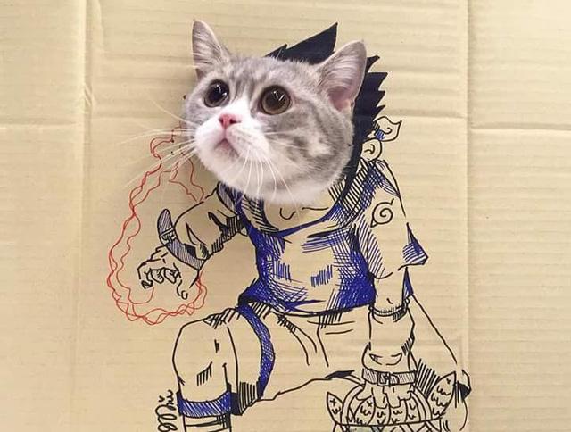 Cosplay cũng phải có thần thái: Chết cười hình ảnh các boss bị hội con sen đem ra làm nhân vật manga - Ảnh 2.